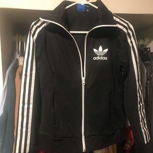 Adidas XS Zip-Up Track Jacket